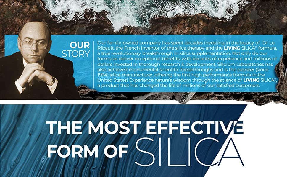 The Story of Living Silica MB