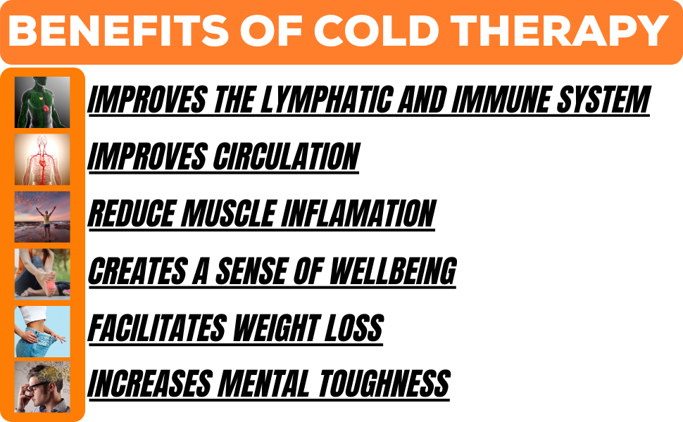 Benefits of ice sock cold therapy