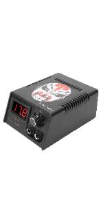 Tattoo Machine Power Supply, Tattoo Power Supply with LCD Digital Display