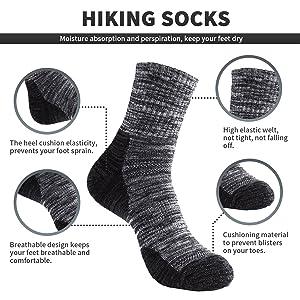 Hiking Socks 2