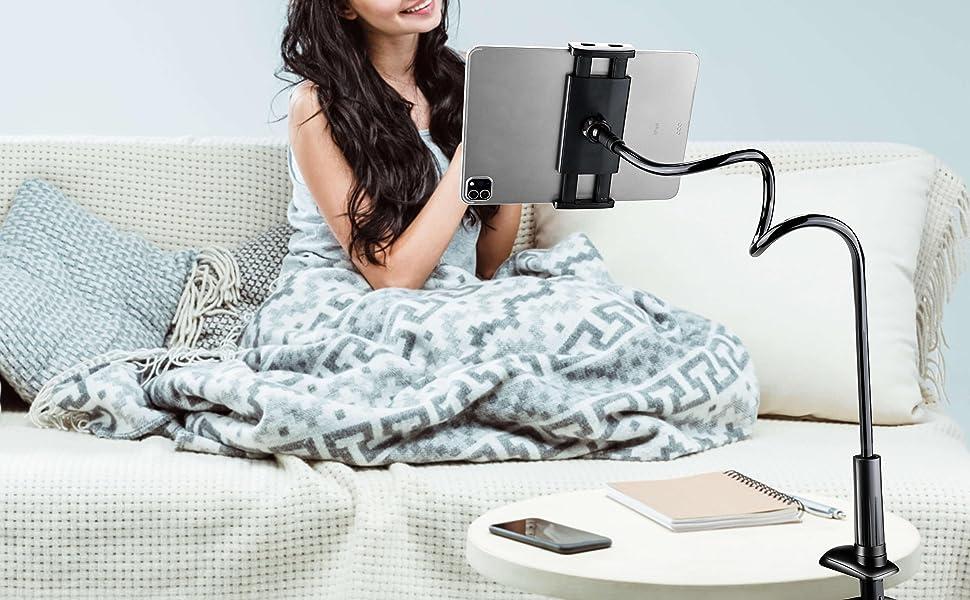 flexible phone holder for desk