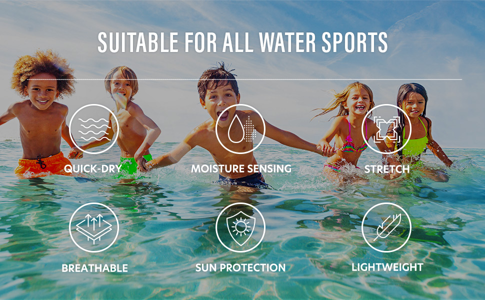 for all water sports