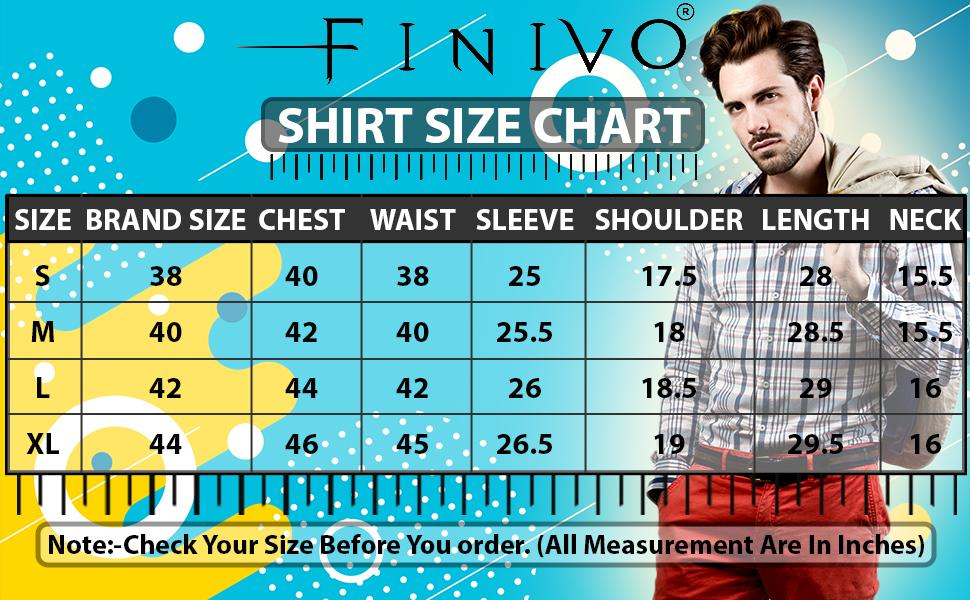 Size Chart SPN-OIECCC