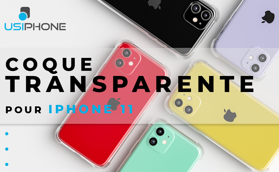 Coque iPhone 11 Usiphone