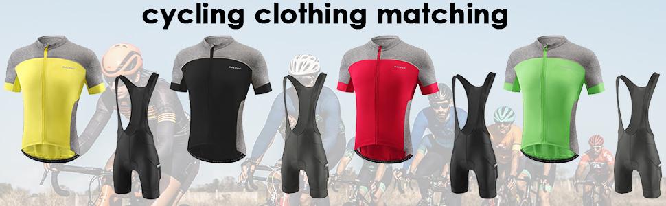 men cycling bib shorts