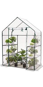 Greenhouse 77x56x30