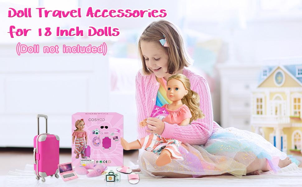 Doll Travel Accessories