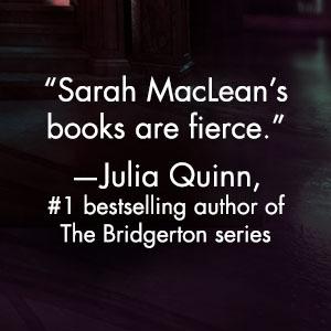 Bombshell Sarah MacLean Julia Quinn
