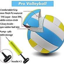 volleyball balls