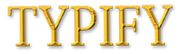Typify