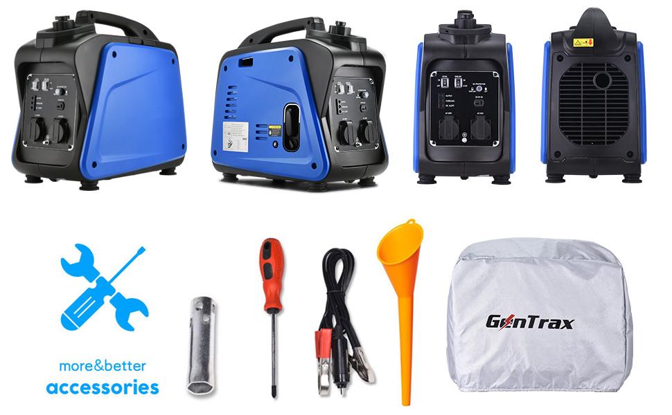 gentrax 2000 generator