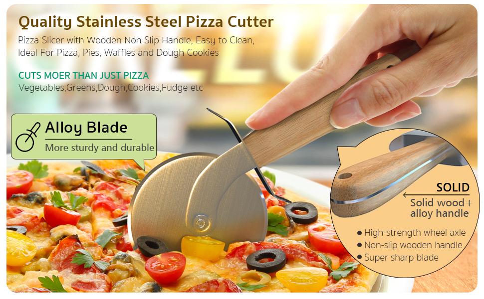 pizza cutting wheel