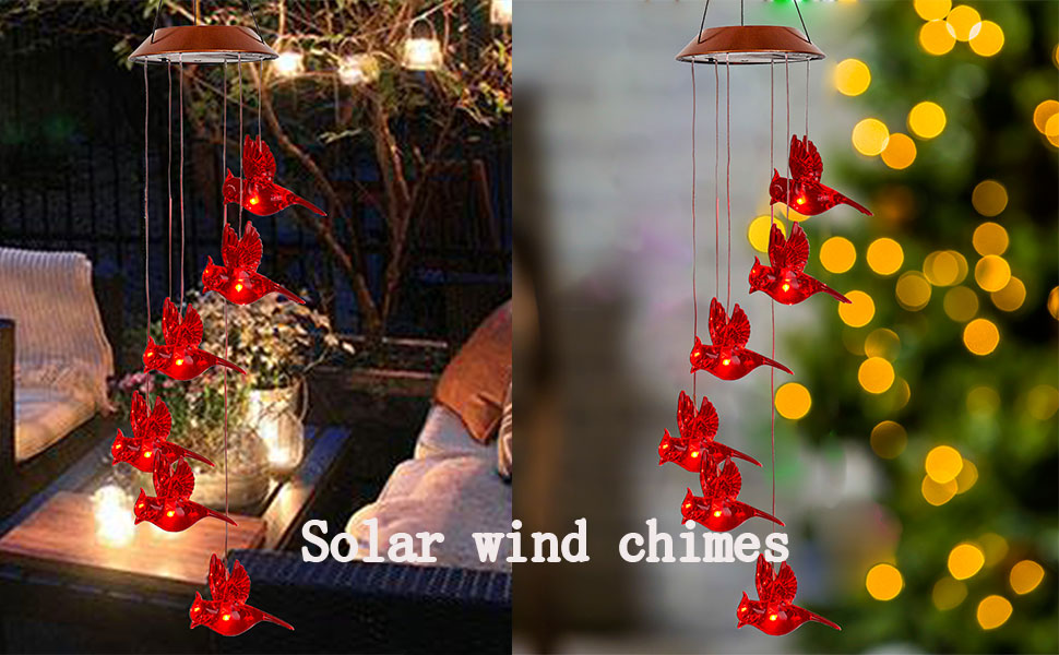 solar wind chimes