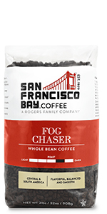 fog chaser whole bean coffee