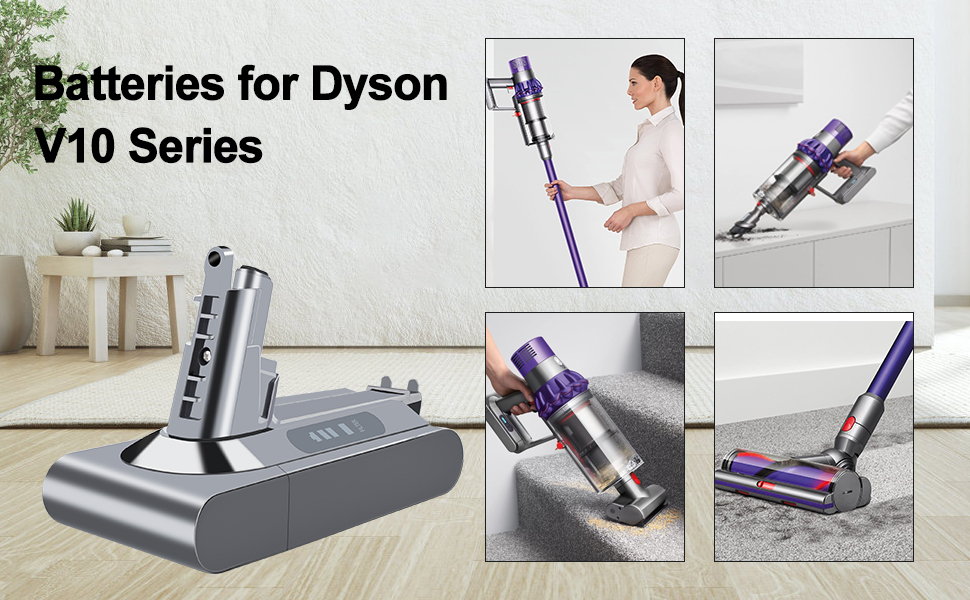 dyson sv12 battery