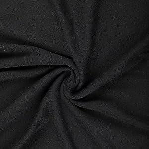 black tee shirts for women