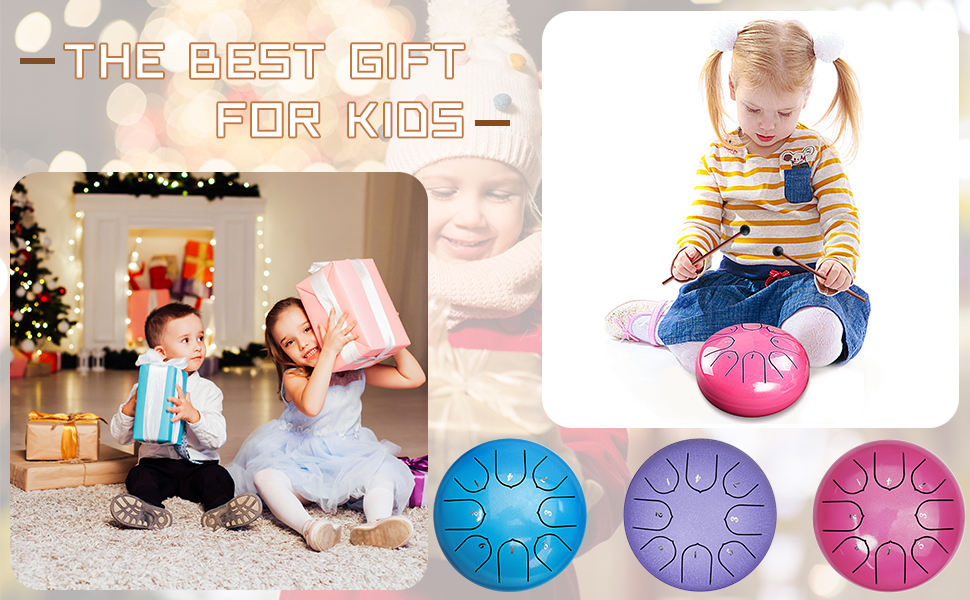 Really super gift for all ages! The melody of sounds is beautiful