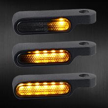 motorcycle turn signal light
