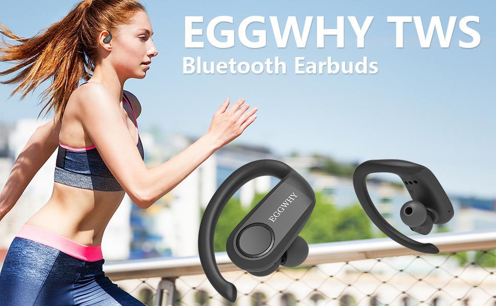 EGGWHY TWS BLuetooth Earbuds
