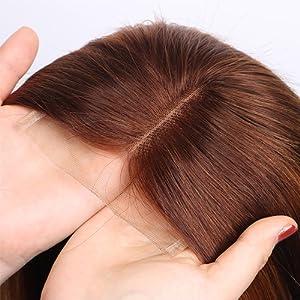 Lace Closure Wigs Human Hair