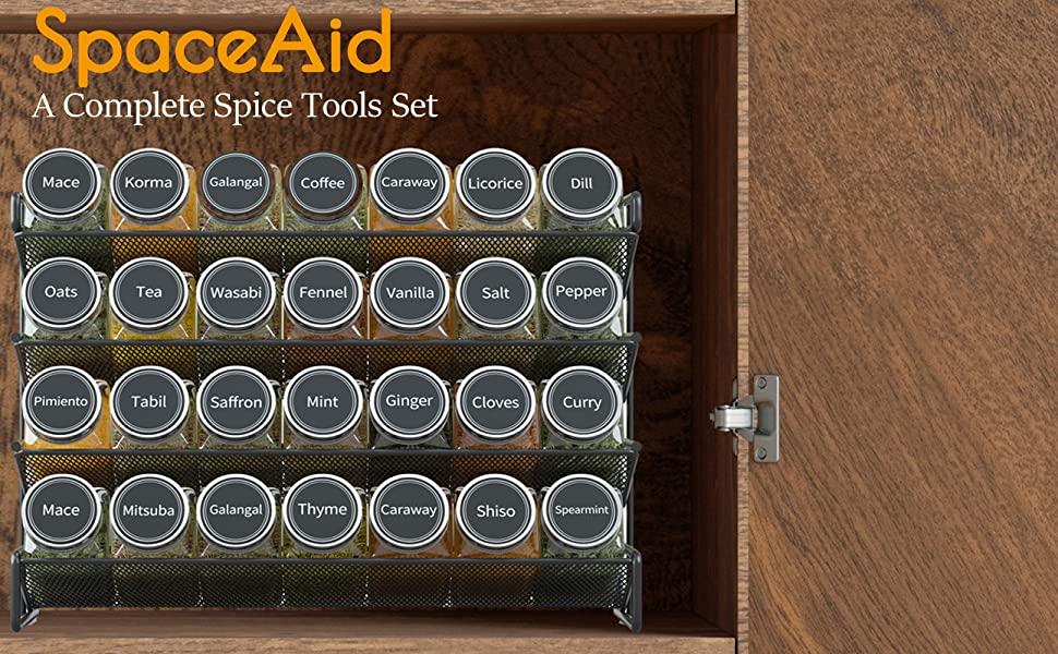 complete spice tools set