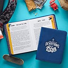 Christian Art Gifts Boys Devotional Book
