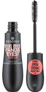 mascara essence makeup fun cosmetics smudge proof volume length long-lasting vegan cruelty free peta