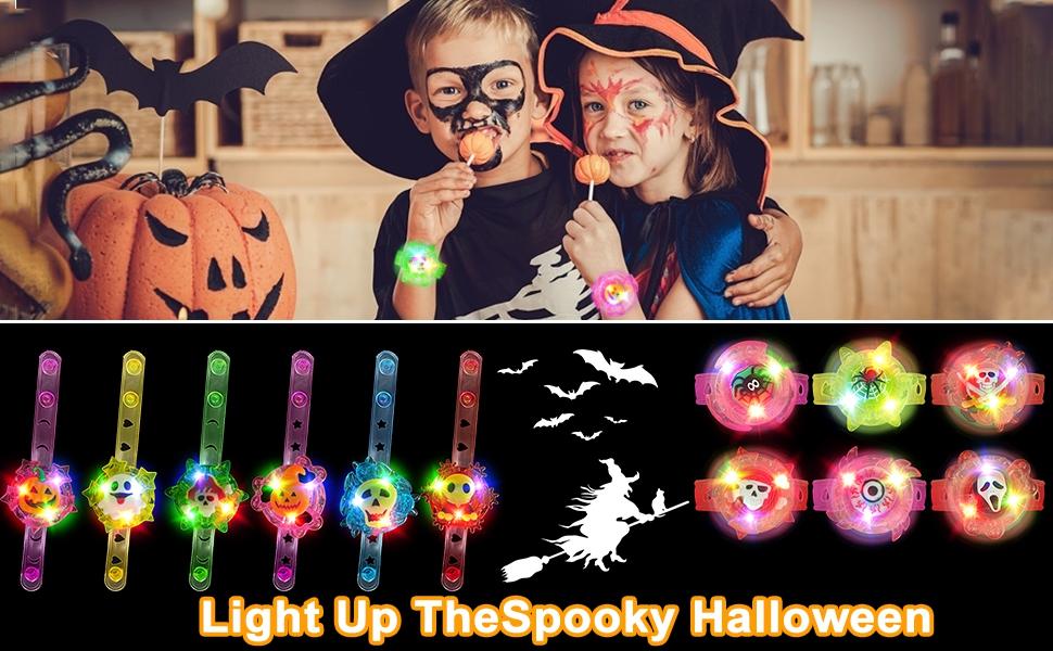 halloween glow in the dark