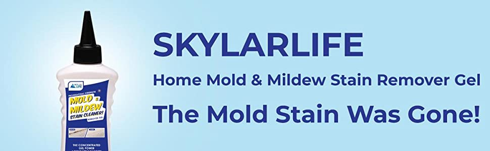 skylarlife home mold and mildew stain cleaner remover gel