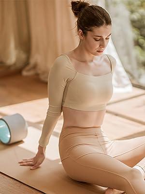 yoga wheel for back pain
