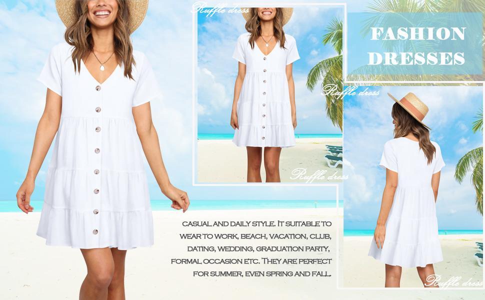 teen dresses short dress for women cute summer dresses beach dresses tunic dress swing dress