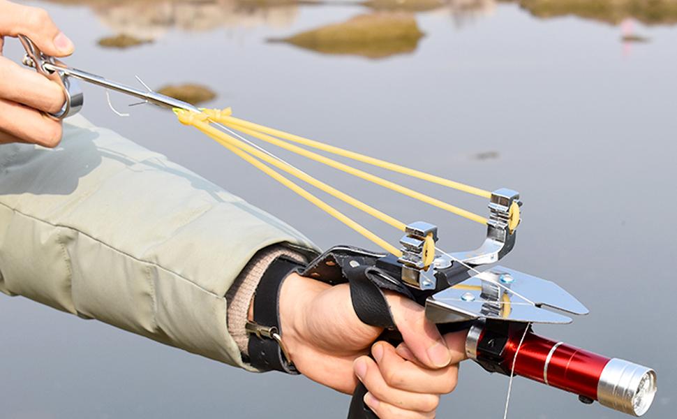 fishing arrow slot