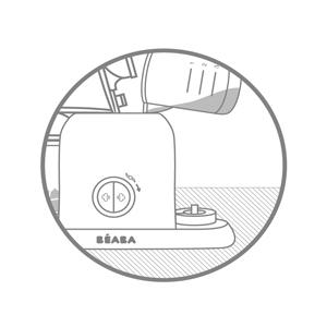 BEABA Babycook Duo Descaling