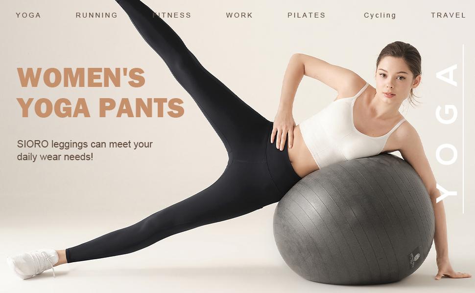 SIORO Yoga Pants