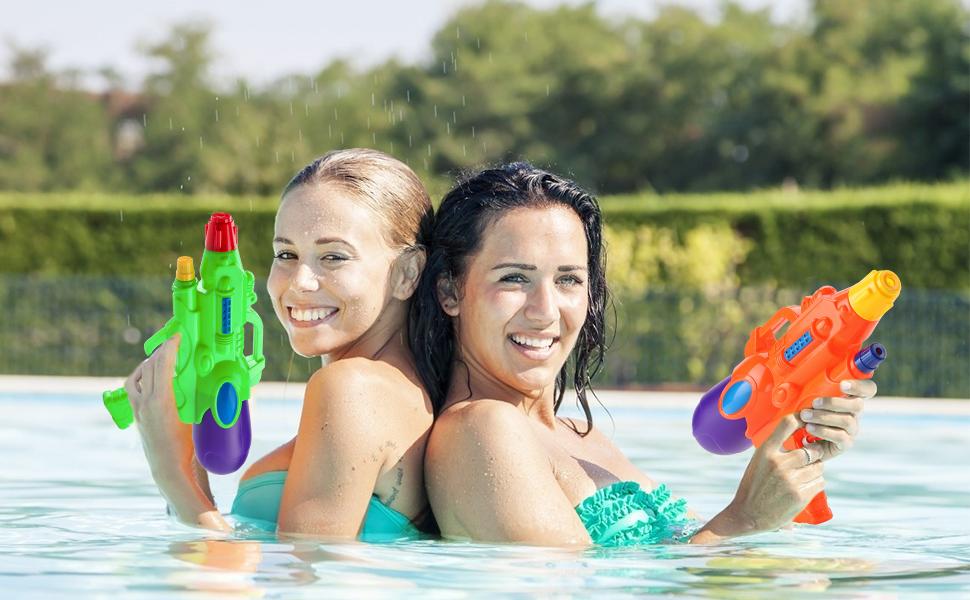 3PCS Water Guns for Kids