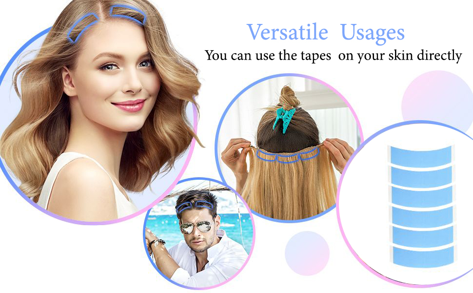wig tapes