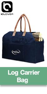 log carrier bag