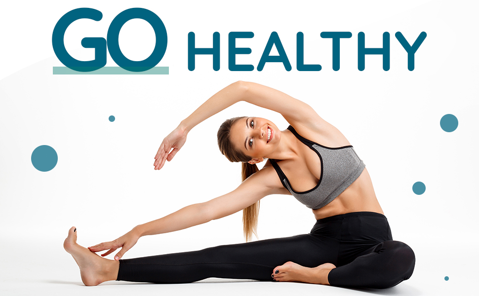 Go healthy with TLC