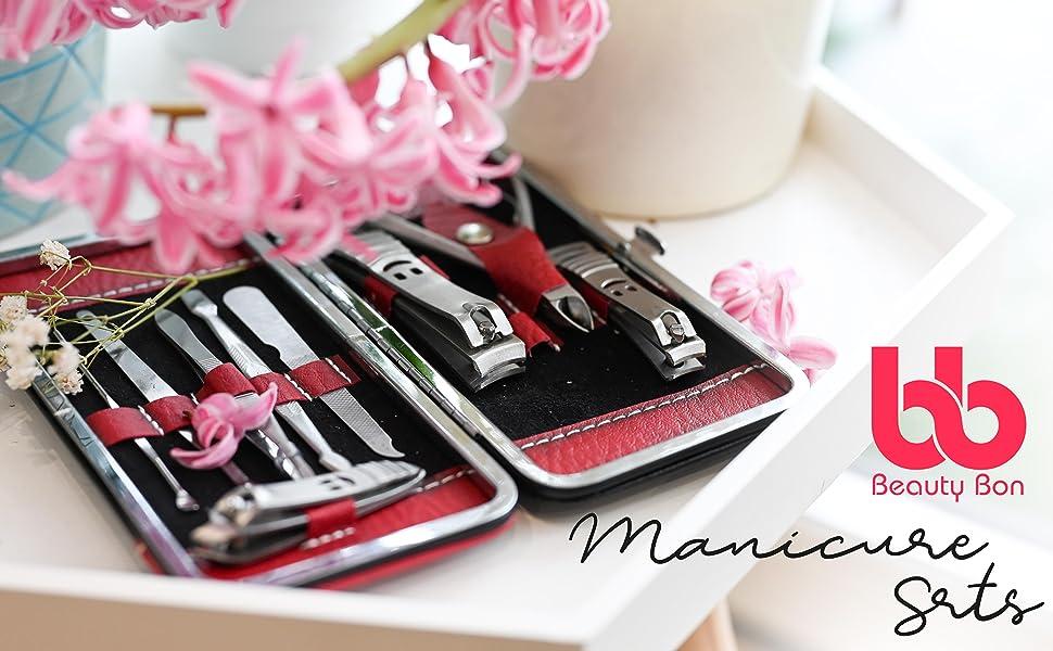 nail kits mens gift set nail clippers for women professional nail kit