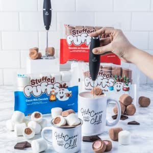 Stuffed Puffs All-in-One Hot Cocoa