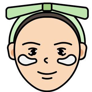 SPN-BFC Under Eye Oil - 10ml to Reduce the Dark circles