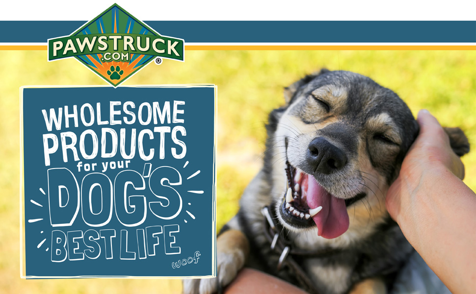 Pawstruck- Wholesome products for your dog's best life.