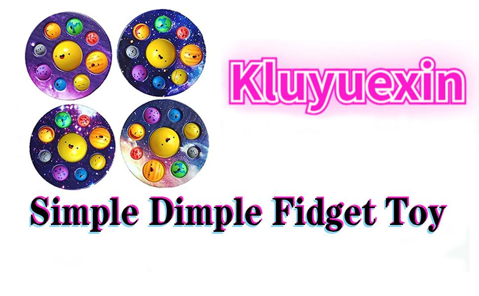 Simple Dimple Fidget Toy