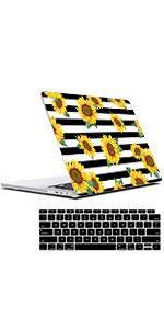 Sunflower Macbook Air 13 inch Case