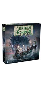 arkham horror the board game under dark waves