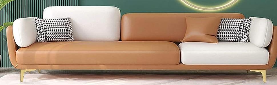 Golden Sofa Legs