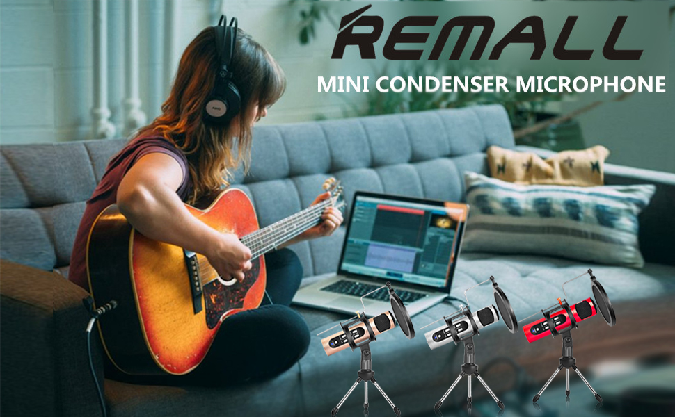 Mini Recording Microphone with Voice Change