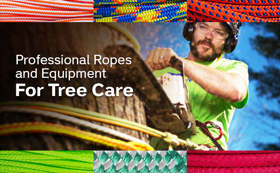 ropes for tree care