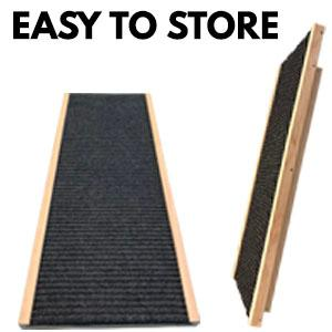 adjustable dog ramp dogs all dimensions large hips joints cars