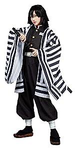 Iguro Obanai Cosplay Costume